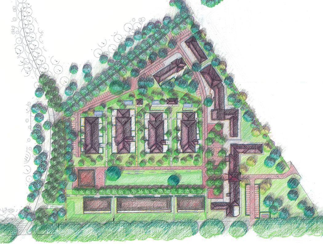 Stedenbouwkundig en inrichtingsplan